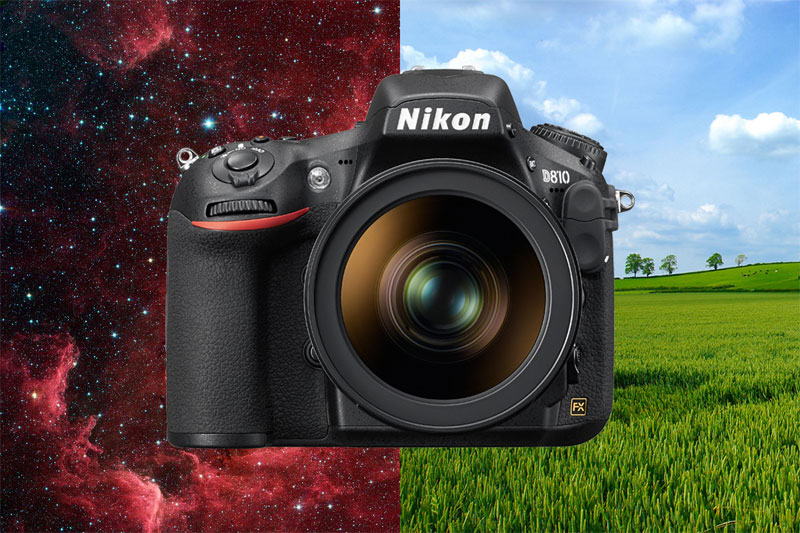 Nikon D810A; İnceleme; Review