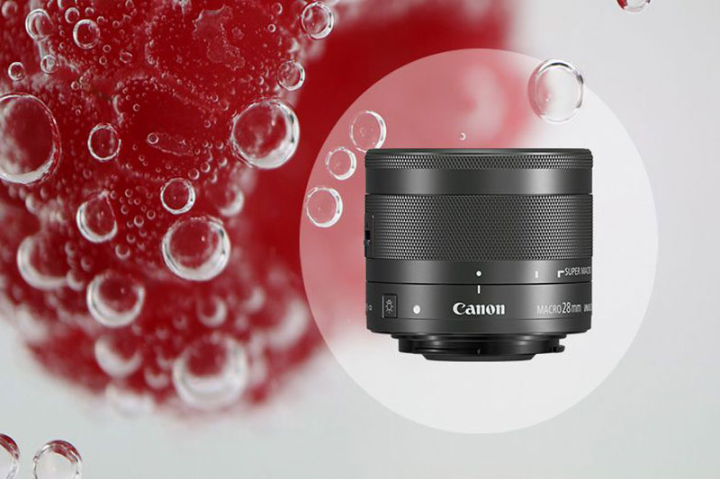 Canon EF-M 28mm f/3.5 Macro IS STM İnceleme