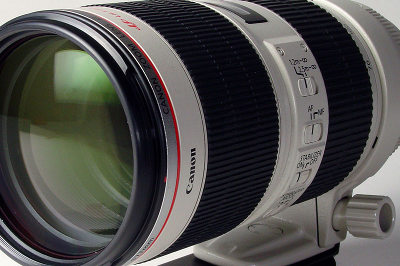 Canon 70-200mm f2.8L IS II USM Lens incelemesi