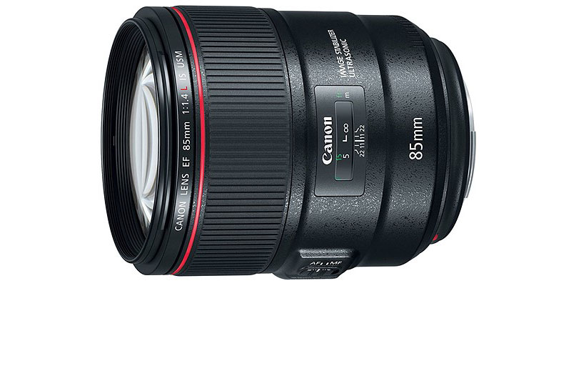 Canon, EF 85mm F1.4L IS USM
